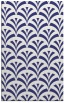 rug #337249    blue retro rug