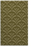 rug #337301 |  light-green graphic rug