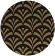 rug #337341 | round retro rug