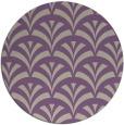 rug #337502 | round rug