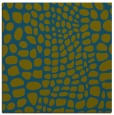 rug #341605   square green rug