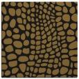 rug #341661 | square black animal rug