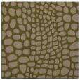 rug #341665 | square mid-brown animal rug