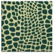 rug #341749 | square yellow rug