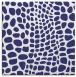 rug #341825 | square blue animal rug