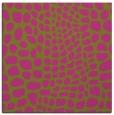 rug #341873   square light-green animal rug