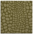 rug #341877 | square light-green animal rug