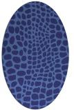 rug #342179 | oval animal rug