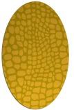 rug #342187 | oval animal rug