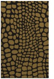 rug #342365 |  black animal rug
