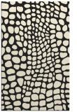 rug #342557 |  black animal rug