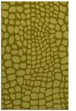 rug #342569 |  light-green animal rug