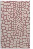 rug #342589 |  pink animal rug