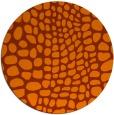rug #342919 | round animal rug