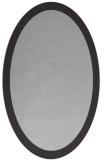 rug #343701 | oval plain rug