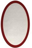 rug #343908   oval plain rug