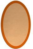 rug #343918 | oval borders rug