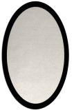 rug #343929 | oval plain white rug