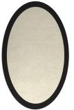 rug #343966 | oval plain rug