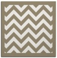 rug #353865 | square beige retro rug