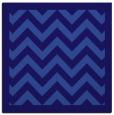 rug #353969 | square blue-violet borders rug