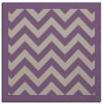 rug #354045 | square purple borders rug