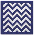 rug #354145 | square blue rug