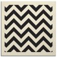 rug #354173   square black borders rug