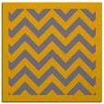 rug #354180 | square retro rug
