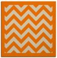 rug #354181   square orange borders rug