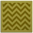 rug #354185 | square light-green borders rug