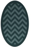rug #354289   oval borders rug