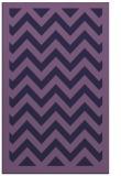 rug #354665 |  purple popular rug