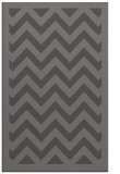 rug #354717 |  brown borders rug