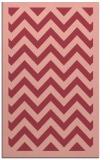 rug #354785 |  pink borders rug