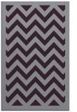 rug #354805    purple borders rug