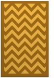 rug #354873 |  yellow borders rug