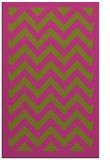 rug #354897 |  light-green retro rug