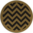 rug #355037 | round borders rug
