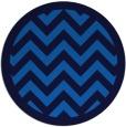 rug #355089 | round borders rug