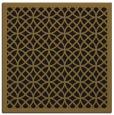 rug #355741   square black circles rug