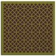 rug #355853 | square purple circles rug