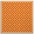 rug #355885   square red-orange borders rug