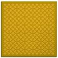 rug #355916 | square circles rug