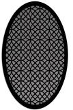 rug #356151   oval circles rug