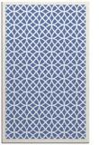 rug #356369 |  blue borders rug