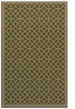 rug #356449 |  brown borders rug