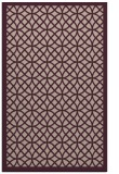 rug #356485 |  pink circles rug