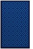 rug #356497 |  blue borders rug