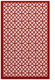rug #356570 |  circles rug